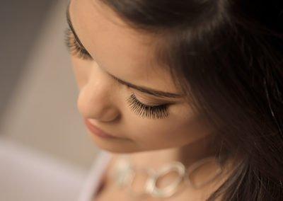 High school senior girl closeup  | Wedding photographer raleigh NC