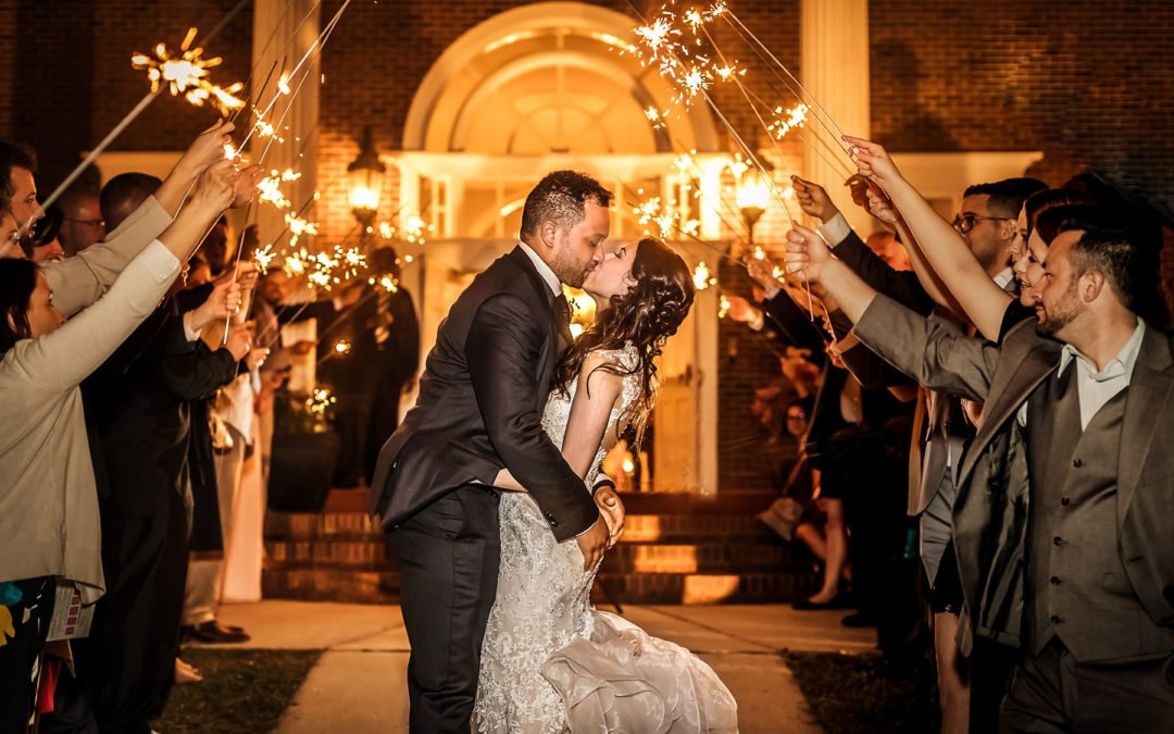 The Garden on Millbrook Wedding – Jessica & Antwine Raleigh NC