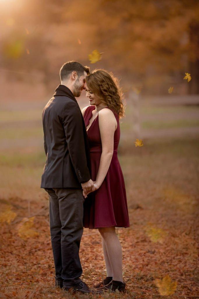 Eva and Anthony engagement | Wedding photographer Raleigh NC