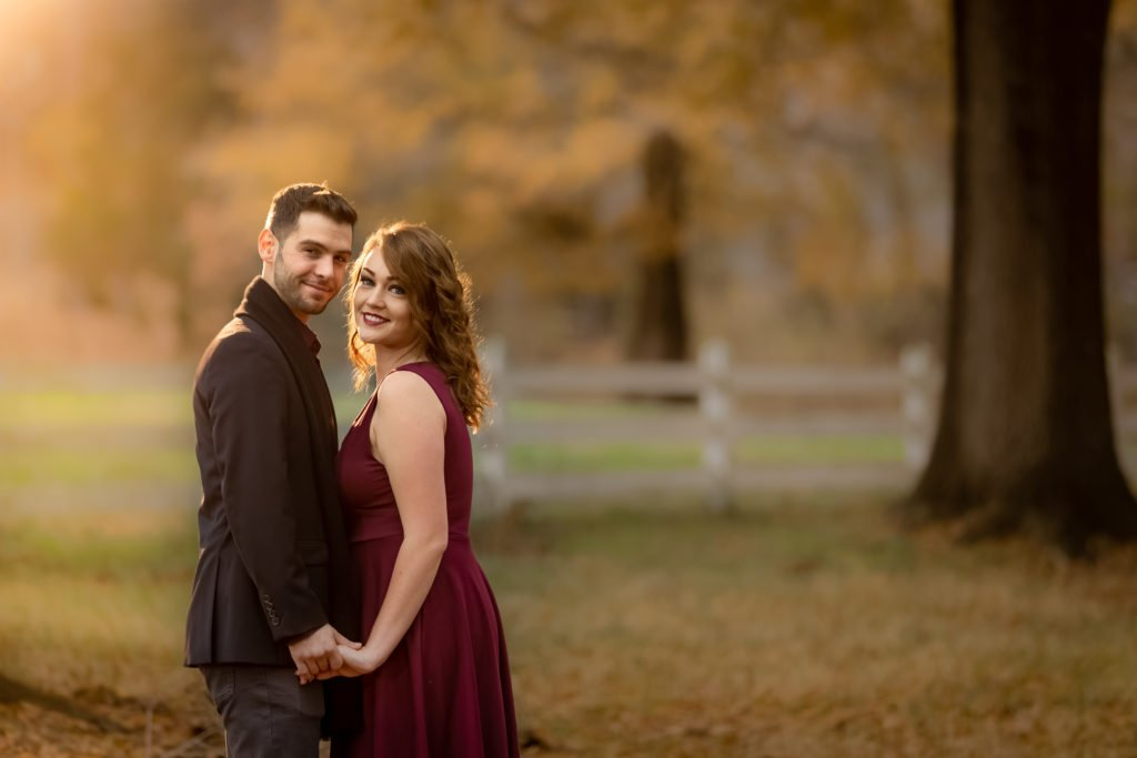 Eva and Anthony engagement | Wedding photographer Raleigh NC