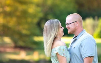 Fearrington Village Engagement – Clement Farm Wedding | Raleigh Wedding Photographer