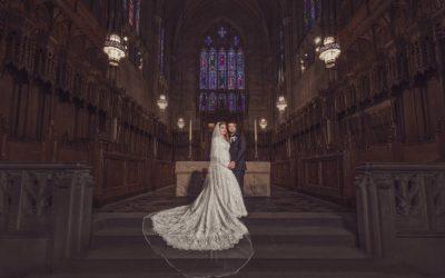 Raleigh Wedding Photographer – Duke Chapel Wedding – Eva & Anthony –