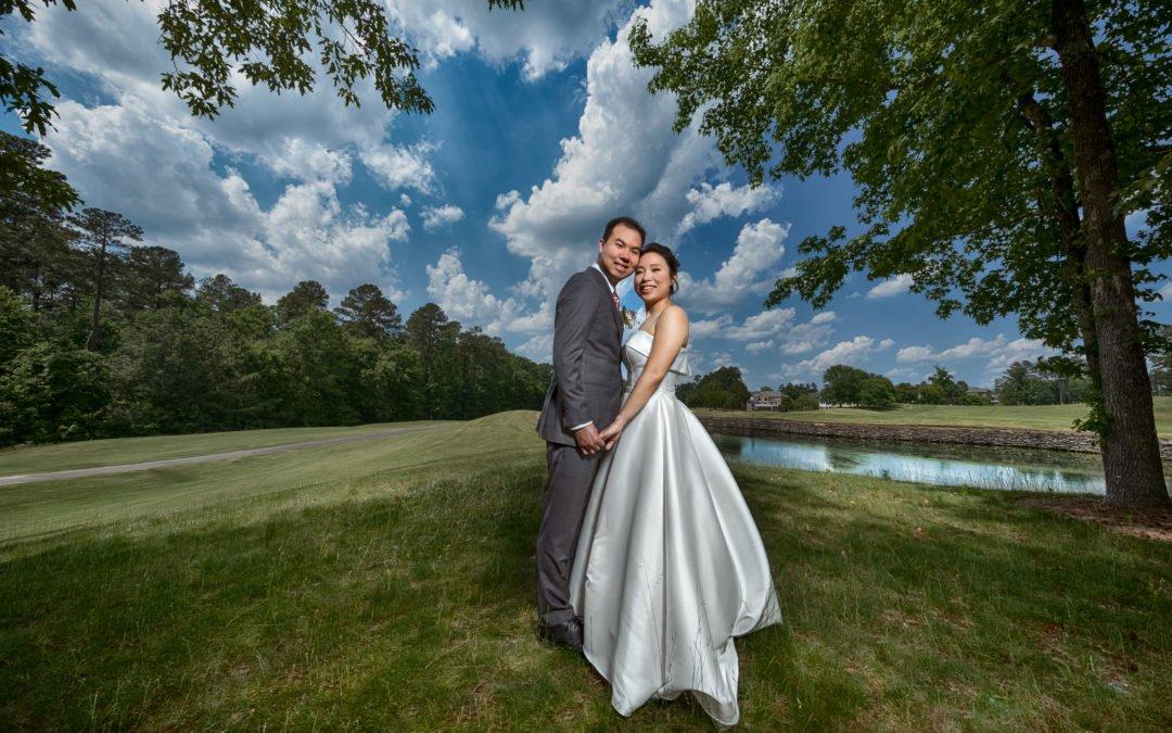 Brier Creek Country Club Wedding – Karen & Ed Raleigh Wedding Photographer