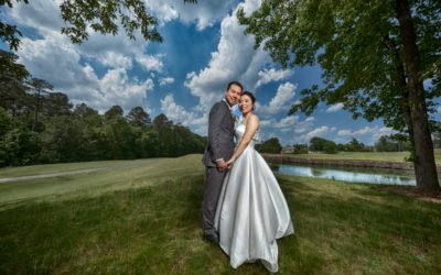 Brier Creek Country Club Wedding – Karen & Ed Raleigh Wedding Photographer