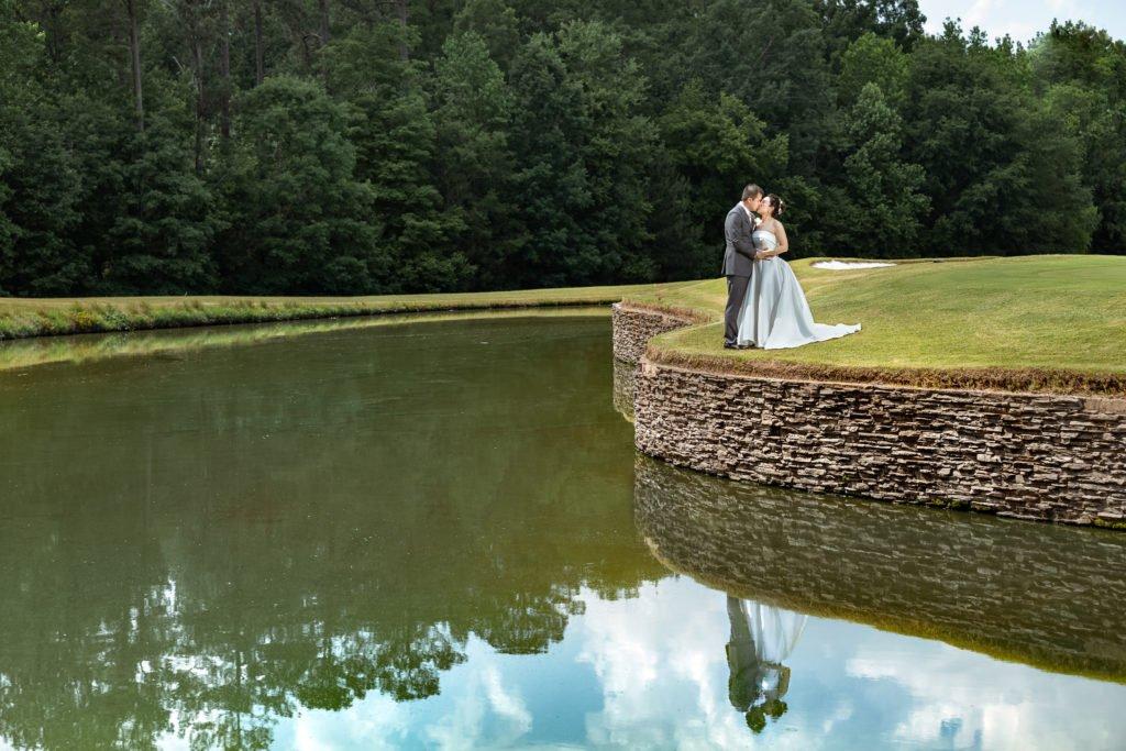 Brier Creek Country Club Wedding - Karen & Ed | Raleigh wedding photographer