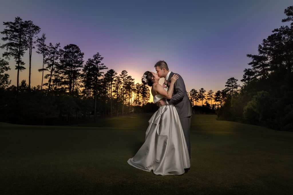 Brier Creek Country Club Wedding - Karen & Ed | Raleigh wedding photographer