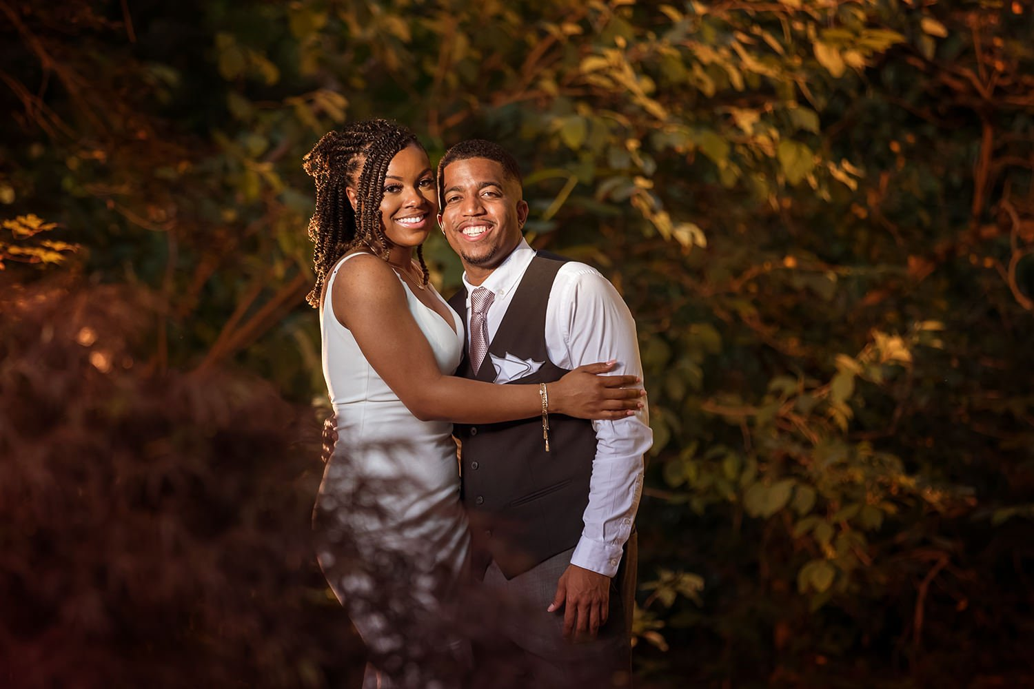 engagements - Raleigh-Wedding-Photographer-couple-smiling.jpg | Raleigh wedding photographer